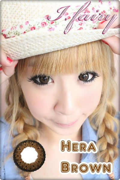 [BIG EYES] Hera Brown