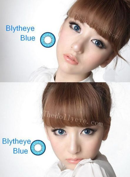 (Dolly Eye) Blytheye Azul